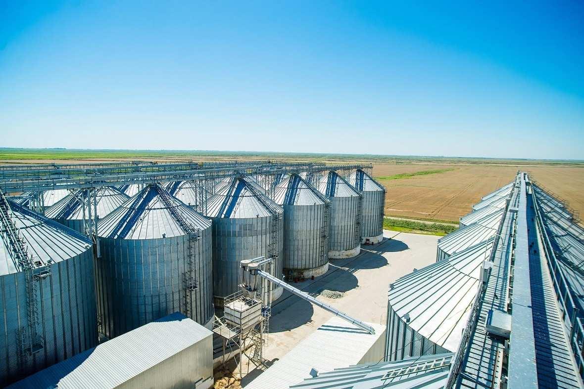 элеватор цены на зерно