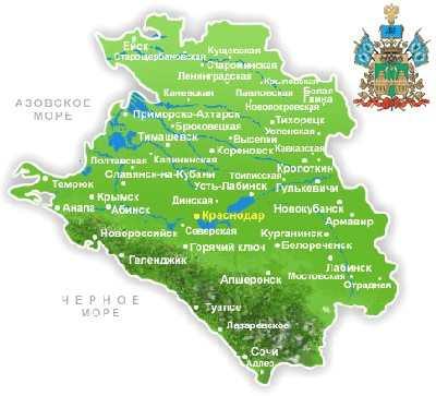 элеваторы на карте краснодарского края